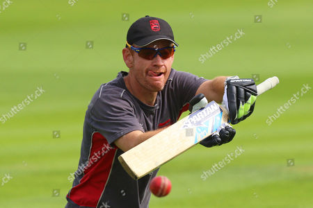 Leicestershire Elite Performance Director Andrew McDonald ahead of Essex CCC vs Leicestershire CCC, Specsavers County Championship Division 2 Cricket at the Essex County Ground on 19th June 2016