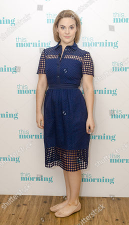 Editorial photo of 'This Morning' TV show, London, UK - 16 Jun 2016