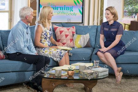 Editorial image of 'This Morning' TV show, London, UK - 16 Jun 2016