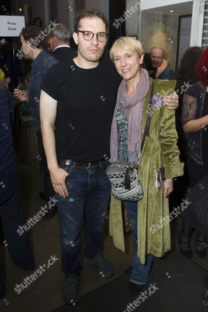 Stock Photo of Robert Icke (Assoiate Director) and Lia Williams