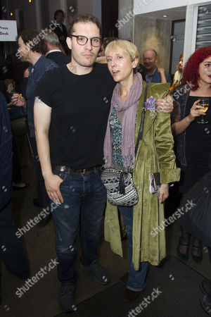Stock Picture of Robert Icke (Assoiate Director) and Lia Williams