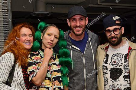 Danny Lennon, Psycho Flower, Dan Konopka and Tim Nordwind