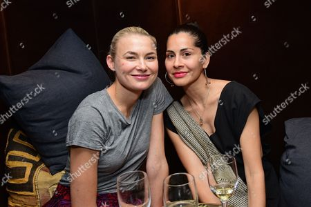 Editorial picture of 'The Happy Film' documentary screening, After Party, New York, USA - 16 Jun 2016