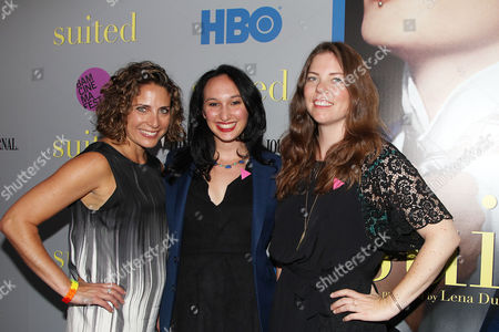 Stock Picture of Stacy Reiss, Carly Hugo and Ericka Naegle (Producers)