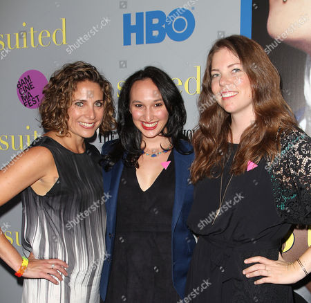Stacy Reiss, Carly Hugo and Ericka Naegle (Producers)