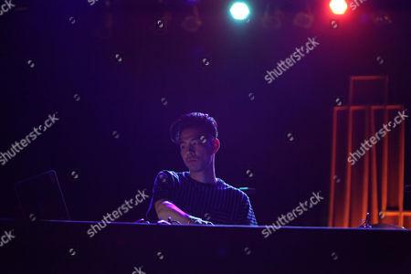 Stock Photo of Jason Chung