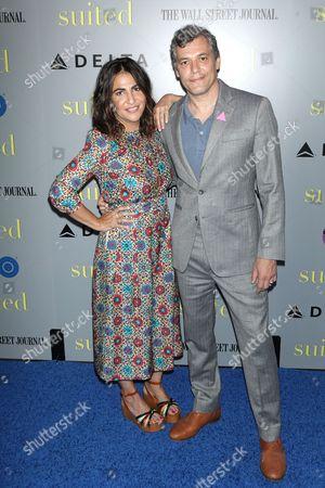 Jennifer Konner and Jason Benjamin