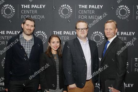 Eli Pariser, Katie Glueck, McKay Coppins, John Dickerson