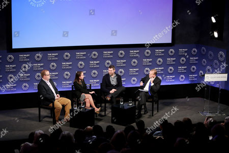 Editorial picture of PaleyLive NY: Making Sense of the 2016 Presidential Election, New York, USA - 16 Jun 2016