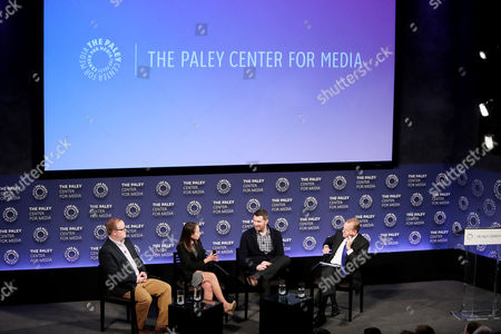 Editorial image of PaleyLive NY: Making Sense of the 2016 Presidential Election, New York, USA - 16 Jun 2016