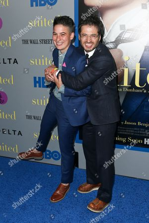 Editorial picture of HBO 'Suited' documentary premiere, New York, USA - 16 Jun 2016