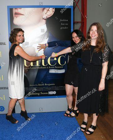 Stacy Reiss, Carly Hugo, Ericka Naegle