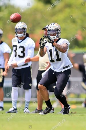 Editorial image of New Orleans Saints Mini Camp, Metairie, USA - 16 Jun 2016