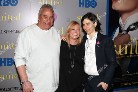 Editorial image of HBO Documentary Films Present the New York Premiere of 'SUITED' Afterparty for BAMcinemaFest 2016, USA - 16 Jun 2016