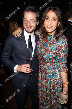Editorial photo of HBO Documentary Films Present the New York Premiere of 'SUITED' Afterparty for BAMcinemaFest 2016, USA - 16 Jun 2016