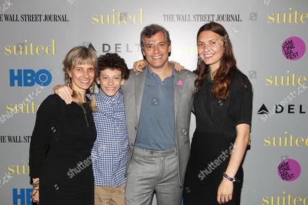 Jason Benjamin and Family