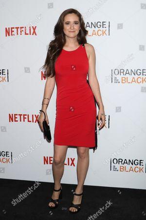 Editorial image of 'Orange is the New Black' TV series premiere, New York, USA - 16 Jun 2016