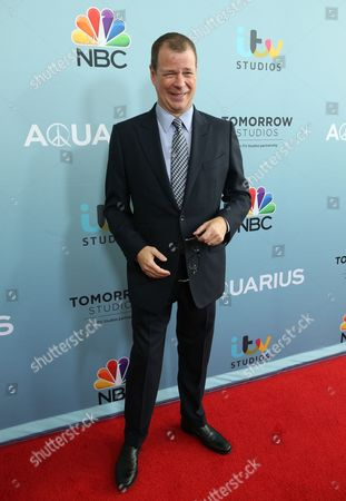Editorial photo of 'Aquarius' TV series premiere, Los Angeles, USA - 16 Jun 2016