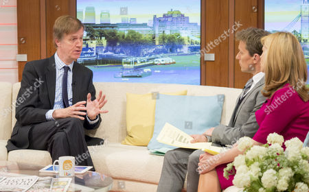 Stephen Timms with Ben Shephard and Kate Garraway