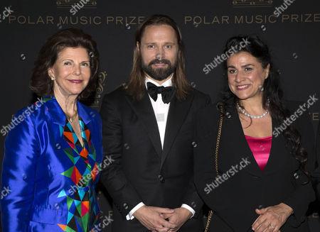 Queen Silvia, Max Martin, Cecilia Bartoli