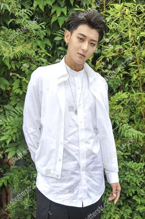 Stock Photo of Huang Zitao