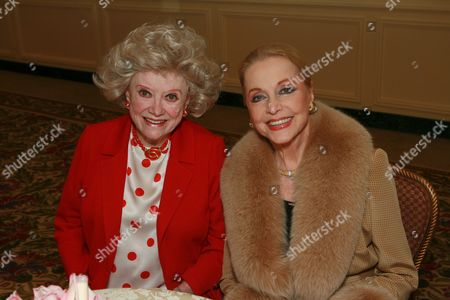 Phyllis Diller and Anne Jeffreys