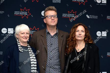 Hilary Davis, Ashley Horner and Rebecca Mark-Lawson - Shorts Jury