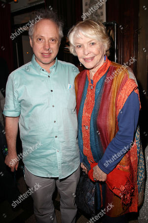Todd Solondz and Ellen Burstyn