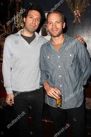Alex Karpovsky and David Call