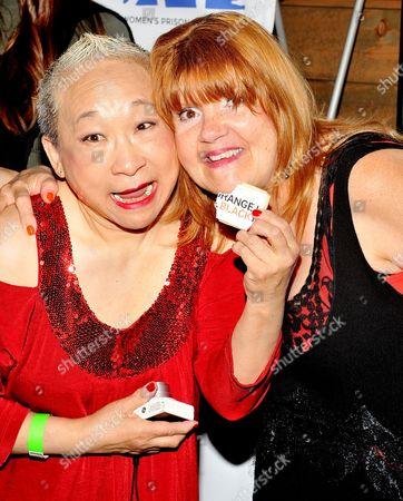 Lori Tan Chinn, Annie Golden