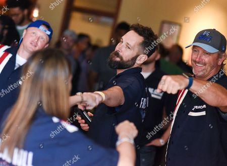 Editorial image of Big Slick Block Party and Bowling, Kansas City, USA - 18 Jun 2016