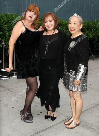 Annie Golden, Tamara Torresm, Lori Tan Chinn
