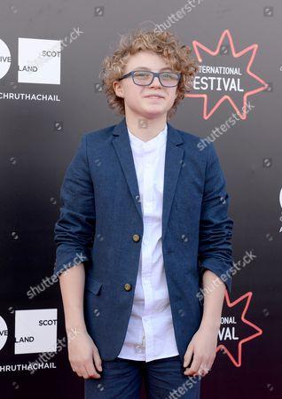 Editorial image of 'The White King' premiere, Edinburgh International Film Festival, Scotland, UK - 18 Jun 2016