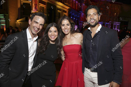 Christopher Gorham, America Ferrera, Ana Ortiz, Adam Rodriguez