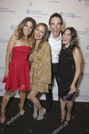 Ana Ortiz, Anjelah Johnson, Christopher Gorham, America Ferrera