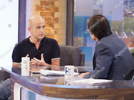 Editorial photo of 'Peston on Sunday' TV show, London, UK - 19 Jun 2016