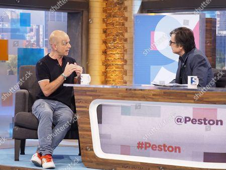 Editorial picture of 'Peston on Sunday' TV show, London, UK - 19 Jun 2016