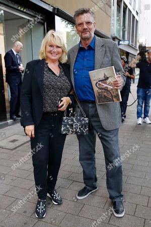 Heidi Klum's parents, Erna Klum and Gunther Klum