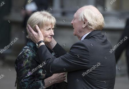 Lord and Lady Kinnock