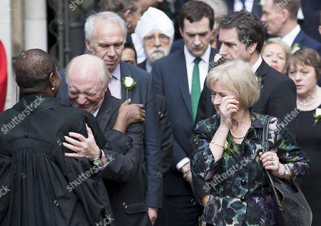 Neil Kinnock and Glenys Kinnock