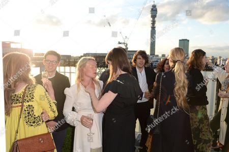 Editorial photo of The London Edition Summer Solstice Dinner, London, UK - 20 Jun 2016