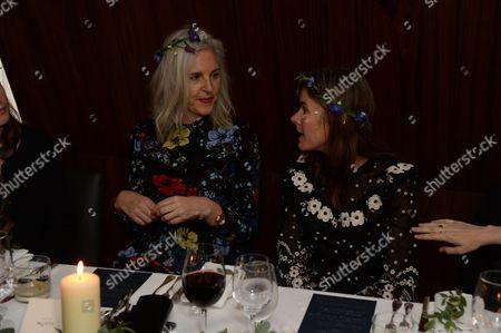 Ruth Chapman and Tanya Hagan
