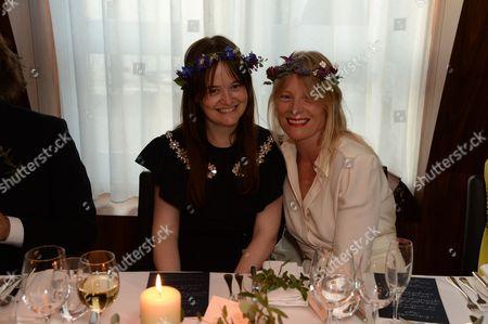 Leith Clark and Luella Bartley
