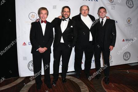 Editorial image of Friars Club Entertainment Icon Award presentation, New York, USA - 20 Jun 2016