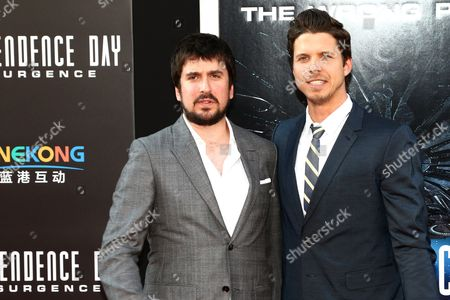 Editorial image of 'Independence Day: Resurgence' film premiere, Los Angeles, USA - 20 Jun 2016