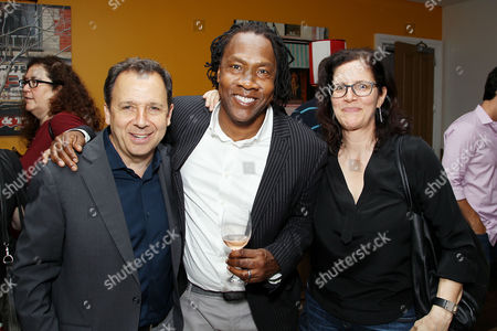 Ron Suskind, Roger Ross Williams, Laura Poitras