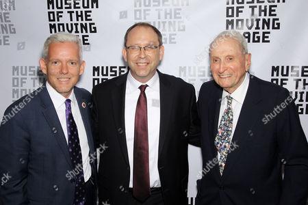 Jimmy Van Bramer, Carl Goodman Exc.Dir.MMI), Herbert S. Schlosse
