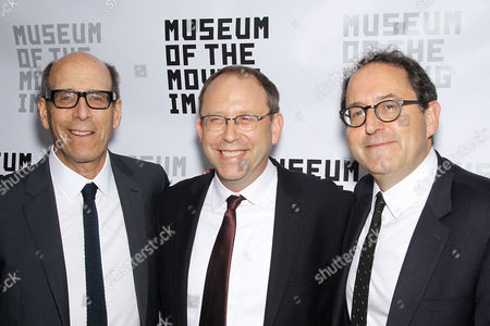 Matt Blank, Carl Goodman (Exc. Dir. MMI), Michael Barker