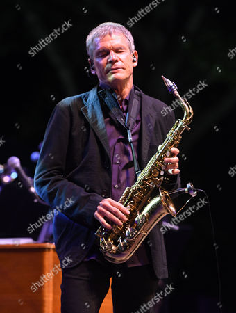 Stock Picture of David Sanborn