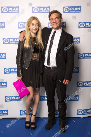 John Michie and his daughter Daisy